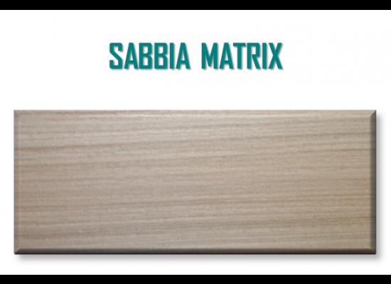 sabbia matrix