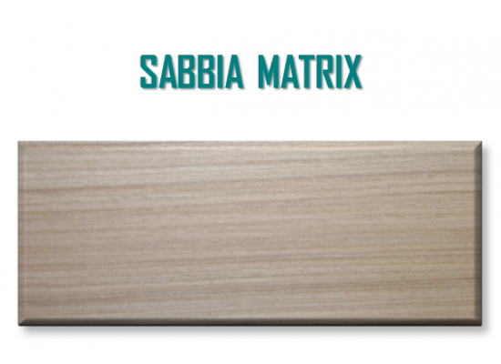 Sabbia matrix