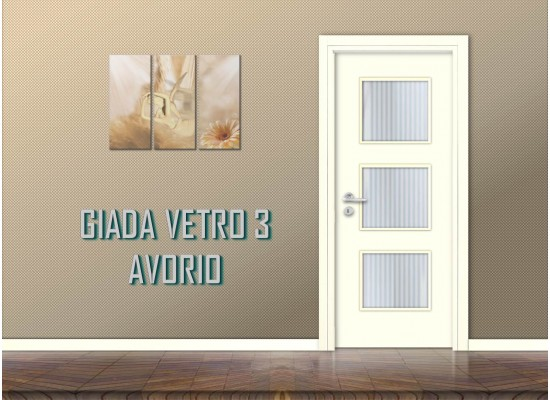 Giada vetro 3 avorio