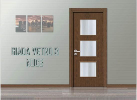 Giada vetro 3 noce