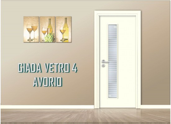 Giada vetro 4 avorio