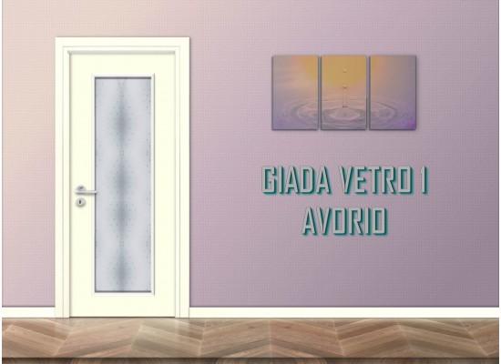 Giada vetro 1 avorio