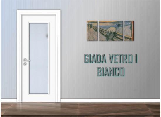 Giada vetro 1 bianco