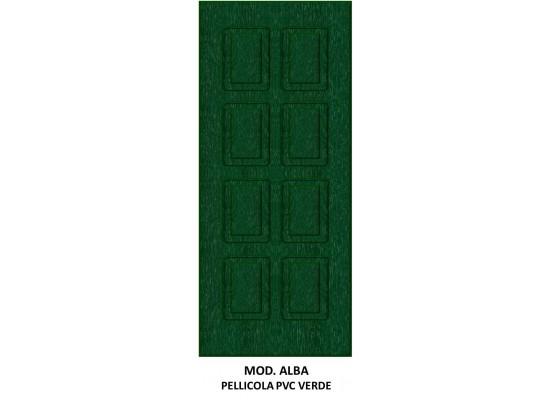 Pannello da rivestimento per porta blindata mod. Alba