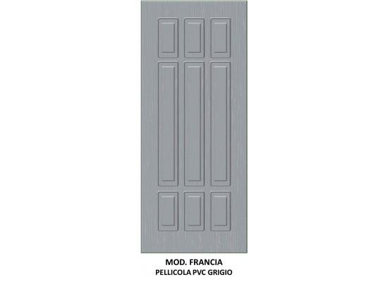 Pannello da rivestimento per porta blindata mod. Francia