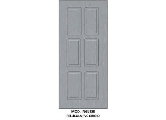 Pannello da rivestimento per porta blindata mod. Inglese