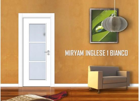 Miryam inglese 1 bianco