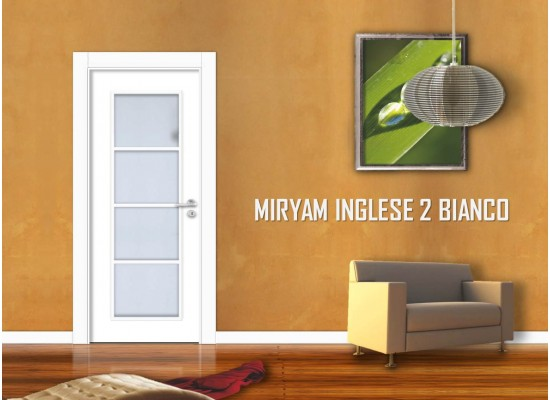 Miryam inglese 2 bianco