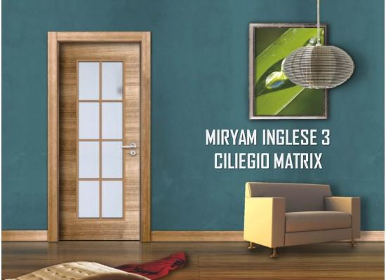 Miryam inglese 3 ciliegio matrix