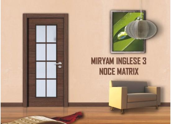 Miryam inglese 3 noce matrix