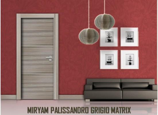 Miryam palissandro grigio Matrix