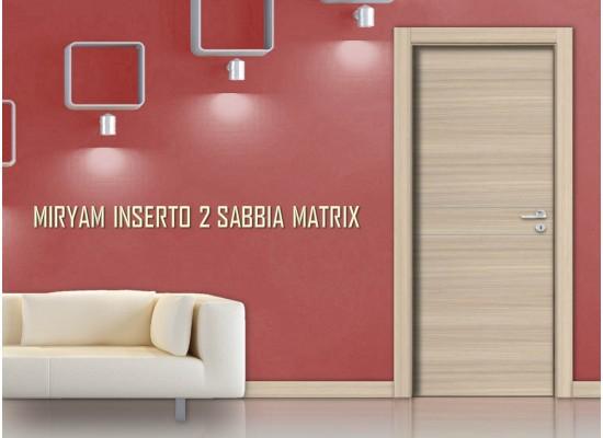 Miriam inserto 2 sabbia matrix