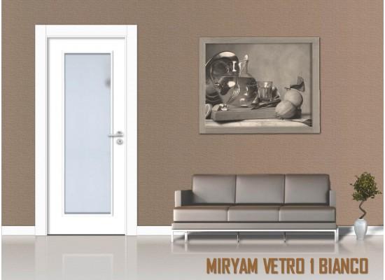 Miriam vetro 1 bianco