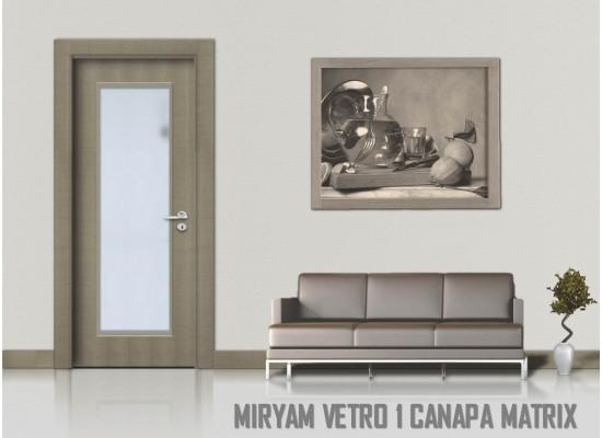 Miriam vetro 1 canapa matrix