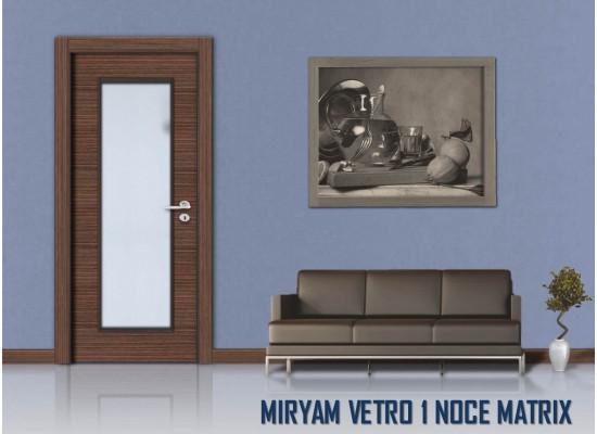 Miriam vetro 1 noce matrix