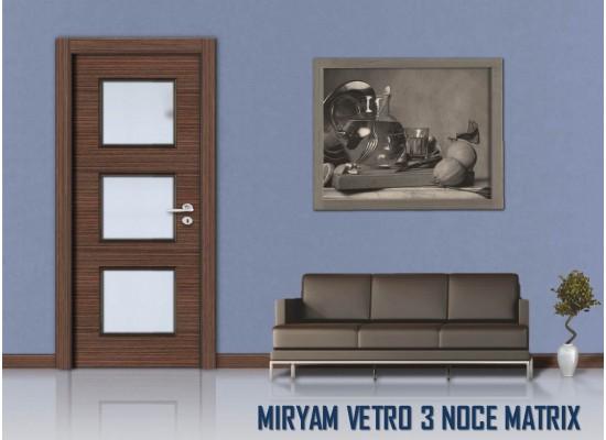 Miriam vetro 3 noce matrix