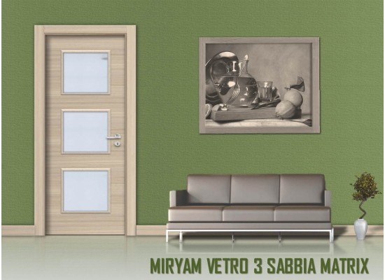 Miriam vetro 3 sabbia matrix