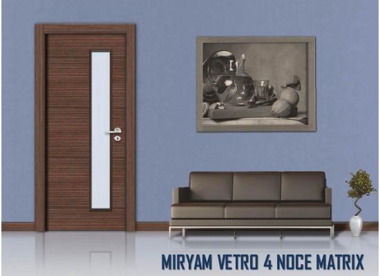Miriam vetro 4 noce matrix