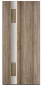PANNELLO PELLICOLA PVC + INOX sp.12 mm